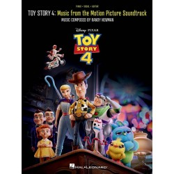 Songbook TOY STORY 4 Randy Newman