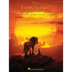 Partition THE LION KING Elton John