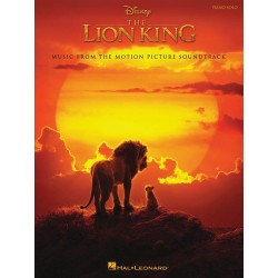 THE LION KING (PIANO SOLO)