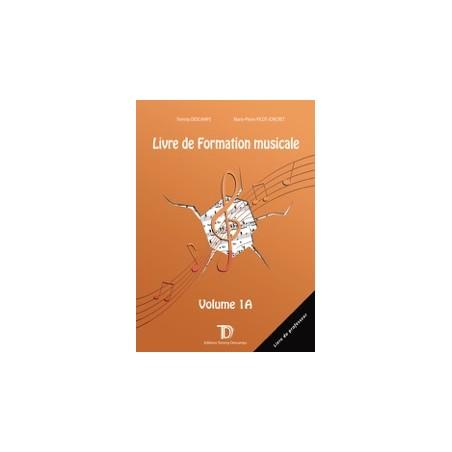 FORMATION MUSICALE VOL.1A - PROFESSEUR