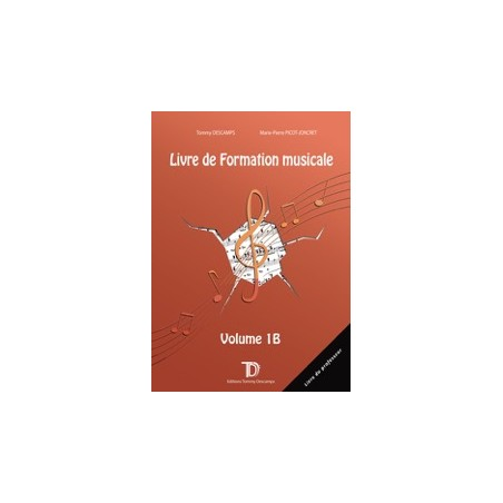 FORMATION MUSICALE VOL.1B - PROFESSEUR