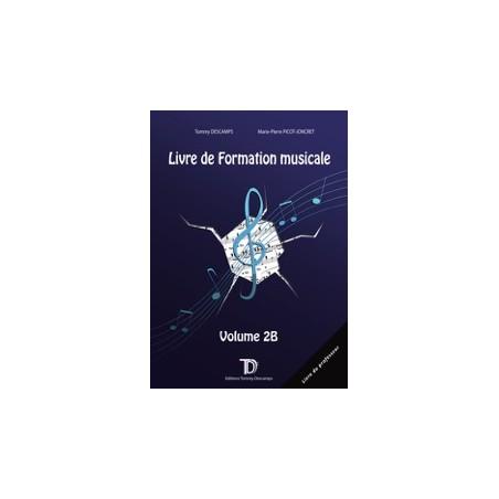 FORMATION MUSICALE VOL.2B - PROFESSEUR