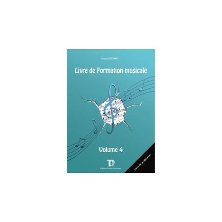 FORMATION MUSICALE VOL.4 - PROFESSEUR