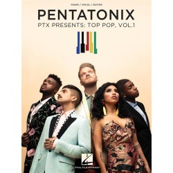 Songbook PENTATONIX TOP POP VOL.1 Pentatonix