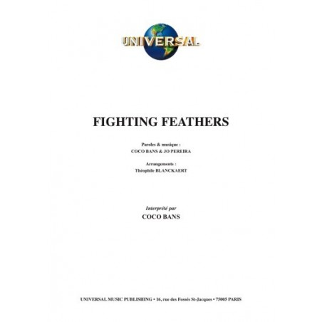 FIGHTING FEATHERS