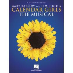 CALENDAR GIRLS THE MUSICAL Gary Barlow Tim Firth