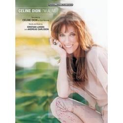 Partition I'M ALIVE Céline Dion
