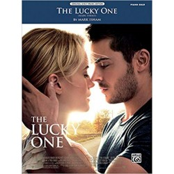 Sheet music THE LUCKY ONE Mark Isham