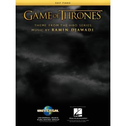 Partition GAME OF THRONES Ramin Djawadi
