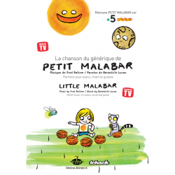 Partition PETIT MALABAR Fred PALLEM