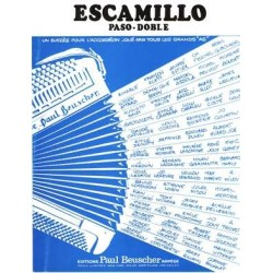 Partition ESCAMILLO Aimable