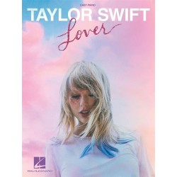 Songbook LOVER (EASY PIANO) Taylor Swift