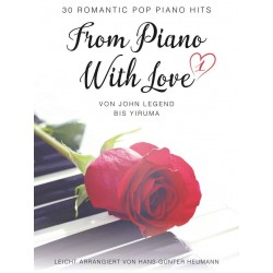 Songbook FROM PIANO WITH LOVE