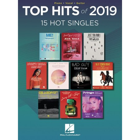 TOP HITS OF 2019 (PVG)