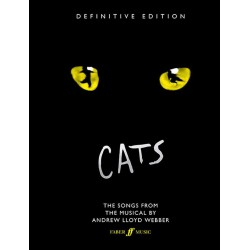 Songbook CATS DEFINITIVE EDITION Andrew Lloyd Webber
