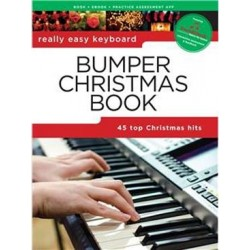 Songbook REALLY EASY KEYBOARD BUMPER CHRISTMAS BOOK