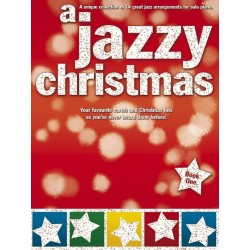 Songbook A JAZZY CHRISTMAS
