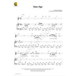 Sheet music NEW AGE Marlon Roudette