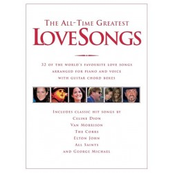 THE ALL-TIME GREATEST LOVE SONGS