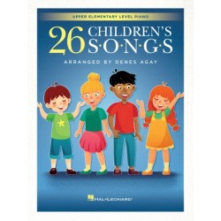 26 CHILDREN'S SONGS