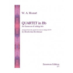 QUARTET IN Bb