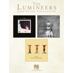 Partition THE LUMINEERS - EASY PIANO COLLECTION The Lumineers