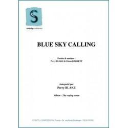 BLUE SKY CALLING
