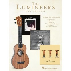 Partition THE LUMINEERS FOR UKULELE The Lumineers
