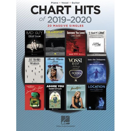 CHART HITS OF 2019-2020 (PVG)
