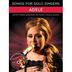 SONGS FOR SOLO SINGERS ADELE