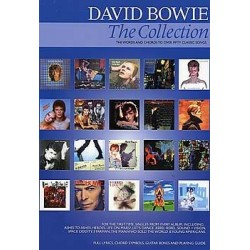 DAVID BOWIE THE COLLECTION