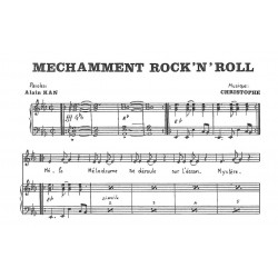 MÉCHAMMENT ROCK'N'ROLL
