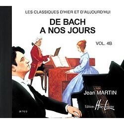 CD DE BACH À NOS JOURS VOL.4B