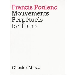 MOUVEMENTS PERPETUELS FOR PIANO