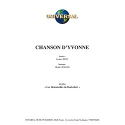 CHANSON D'YVONNE