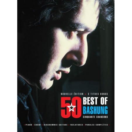 BEST OF BASHUNG 50 CHANSONS