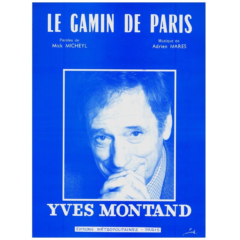 LE GAMIN DE PARIS