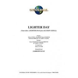 Partition LIGHTER DAY JABBERWOCKY
