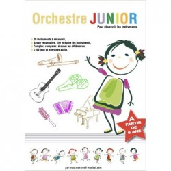 Partition ORCHESTRE JUNIOR (Éveil Musical)