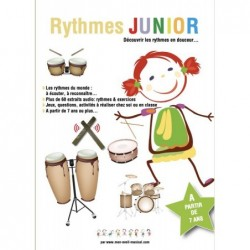Partition RYTHMES JUNIOR (Éveil Musical)