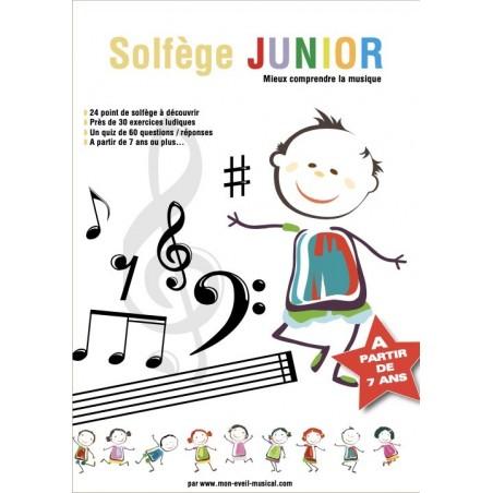 SOLFÈGE JUNIOR (Éveil Musical)