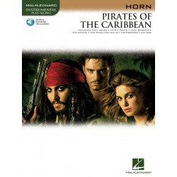 PIRATES OF THE CARIBBEAN HORN