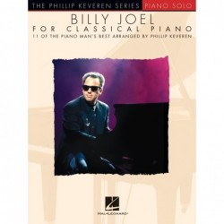 Partition BILLY JOEL FOR CLASSICAL PIANO