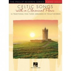 Partition CELTIC SONGS WITH A CLASSICAL FLAIR