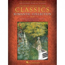 Partition JOURNEY THROUGH THE CLASSICS - ROMANTIC COLLECTION