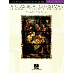 Partition A CLASSICAL CHRISTMAS - 20 CAROLS