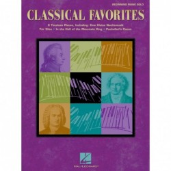 Partition CLASSICAL FAVORITES