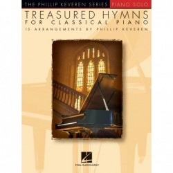Partition TREASURED HYMNS FOR CLASSICAL PIANO