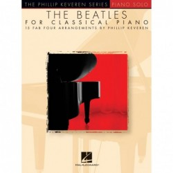 Partition THE BEATLES FOR CLASSICAL PIANO