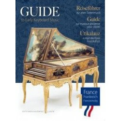 Partition GUIDE TO EARLY KEYBOARD MUSIC - FRANCE 1